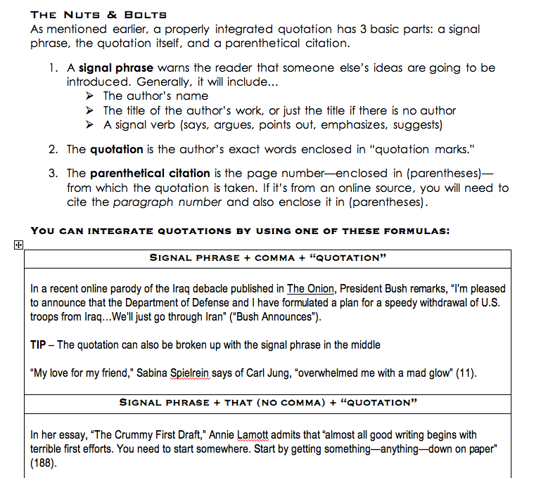 Integrating Quotes Worksheet Worksheets For School ...